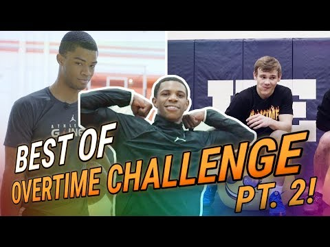 Jellyfam JQ, Mac McClung Or A BOOGIE 😱 Who Had The BEST Overtime Challenge!?