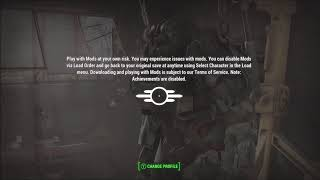 Fallout 4 Xbox One Mods: Operation Could Not Be Completed Solution