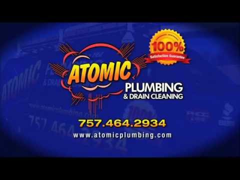 Know a Good Plumber? The Answer is Atomic.