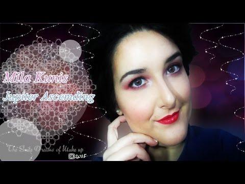 Jupiter Ascending || Mila Kunis || Maquillaje