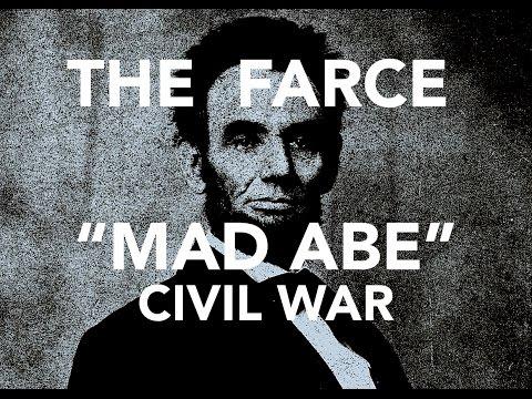 """STEVE PIECZENIK: """"MAD"""" ABE LINCOLN: CIVIL WAR: HISTORICAL TRUTHS"""