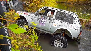 ► НИВА отожгла на RFC Ukraine 2017 [Off-Road 4x4]