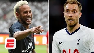 Will Neymar return to Barcelona? Is Christian Eriksen staying at Spurs? | Transfer Rater
