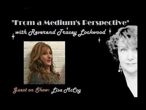SPIRIT ART: RECORDING INFO IN AURA: Guest, Lisa McCoy - FAMP