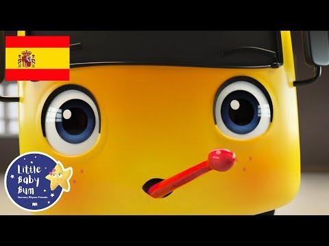 Dibujos Animados | NUEVO DIBUJO! | Buster el Autobús | Buster está Enfermo | Dibujitos en Español