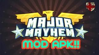 Major Mayhem Mod Apk 103!