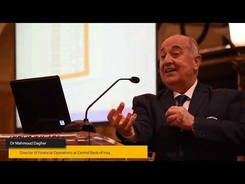 Iraq Finance 2017,  Speech by Dr Mahmoud Dagher
