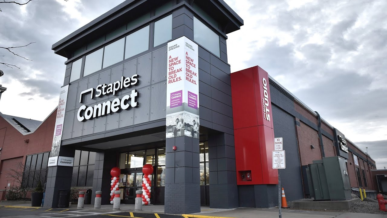 Download Introducing Staples Connect, a reimagined store experience