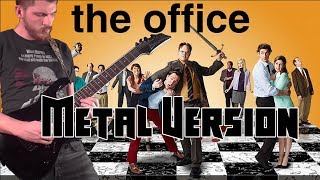 The Office Theme Song (Metal Version) || Artificial Fear