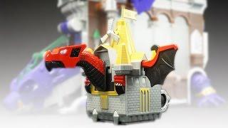 仮面ライダーキバ バトルドラゴンシリーズ シュードラン Kamen Rider Kiva Battle Dragon series Shudoran thumbnail