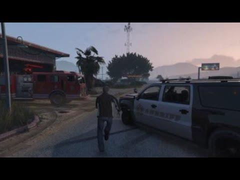 grand theft auto bad driving
