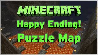 Minecraft Custom Map - Happy Ending Part 3
