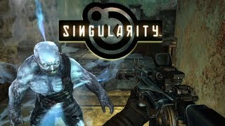 Singularity - Un bon FPS qui fait peur par Activision