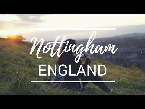 Studying Abroad in Nottingham | travel diaries