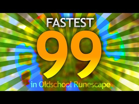 Fastest 99s In OSRS
