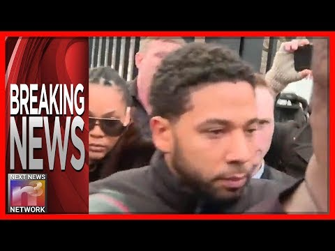 BREAKING: Smollett just faced the judge! Here's what you NEED to know!