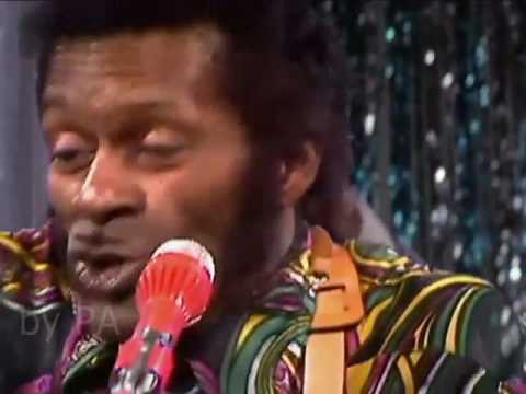 CHUCK BERRY Johnny B Goode Back to the Future Edition