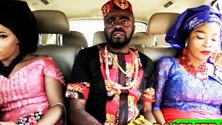 Chief Imo And Sister Maggie Honeymoon at ROSELIFE HOTEL OWERRI - Chief Imo Comedy