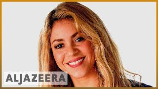 Shakira talks to Al Jazeera