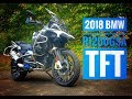 2018 BMW R1200 GS Adventure - TFT Screen Review