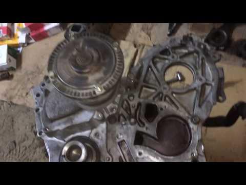 часть 6 Форд Транзит 2.5 дизель сборка мотора