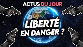 Libertés en danger, confinement à Paris, doute sur Emma Watson… Actus du jour