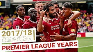Every Premier League Goal 2017/18 | Salah takes the Premier League by storm