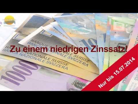 Handeys Finanzen, Baden, Kredit SONDERAKTION