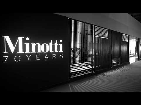 MINOTTI - Salone del Mobile.Milano 2018
