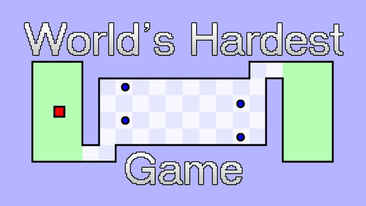 The Worlds Hardes Game