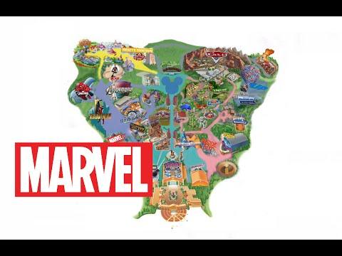 Walt Disney Studios Marvel Studios