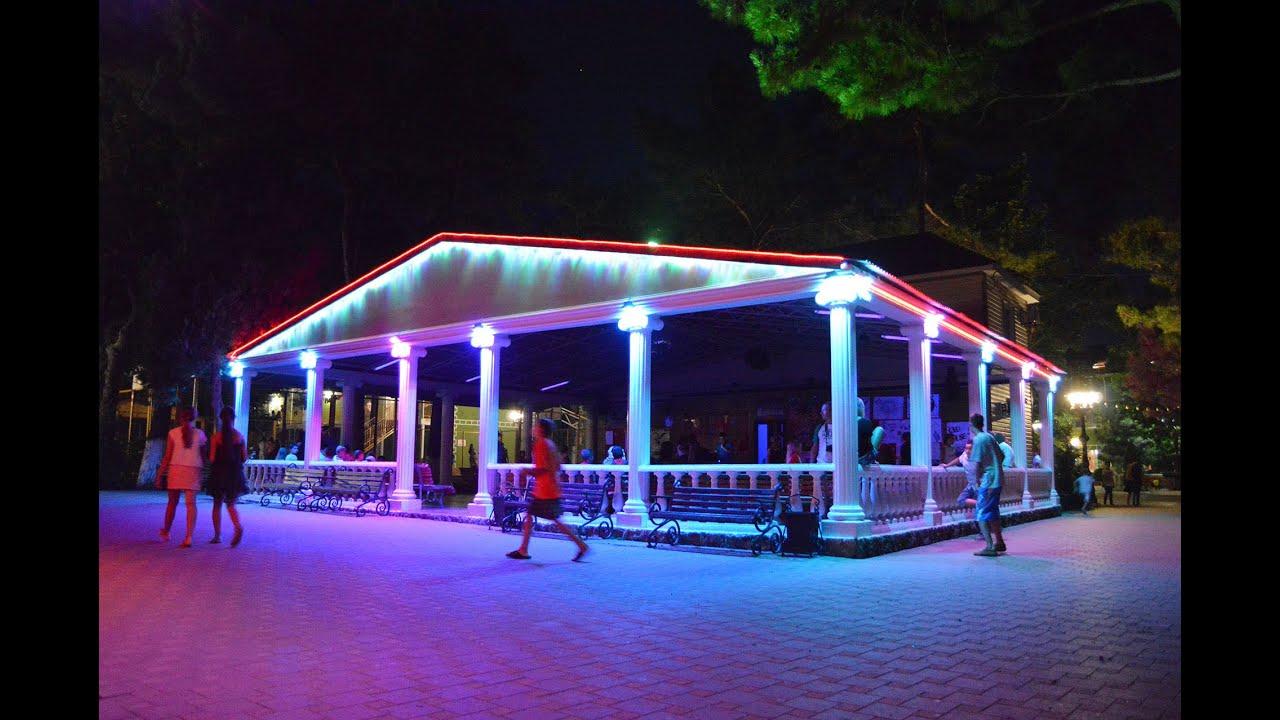 Recreation center Lyudmila, Vityazevo: photos and reviews