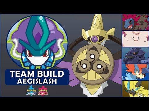Pokémon Espada/Escudo   VGC20 E-15   ¿El mismo equipo? from YouTube · Duration:  22 minutes 8 seconds