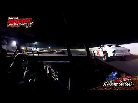 #18 Joe Jones - Hobby Stock - 8-24-19 Lake Cumberland Speedway - In-Car Camera