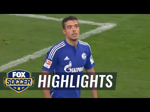 FC Schalke 04 vs. Hertha Berlin | 2015–16 Bundesliga Highlights
