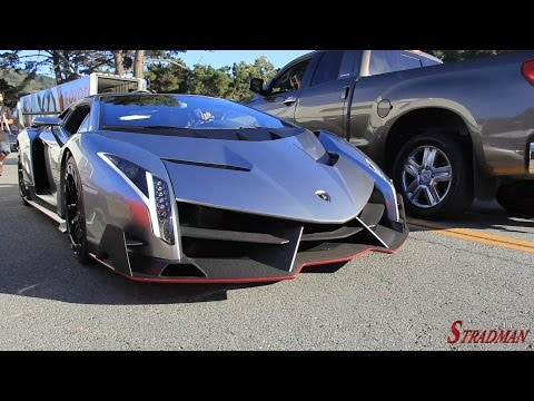 The Best Supercar Sounds of 2014! Revving Lamborghinis, Loud Ferraris and Top Speed Bugattis!