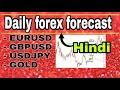 ( 10 june ) daily forex forecast  EURUSD / GBPUSD / USDJPY / GOLD  forex trading  Hindi
