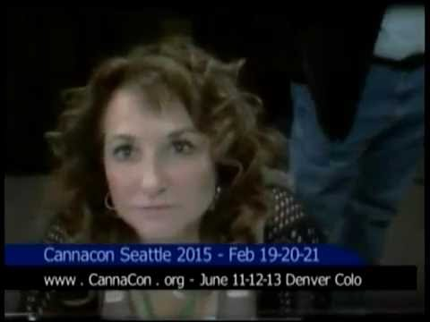 Cannacon Seattle 2015, Cannabis Industry Event, Mathew Gordon Old Toby Strain Creator, AllDayLive,