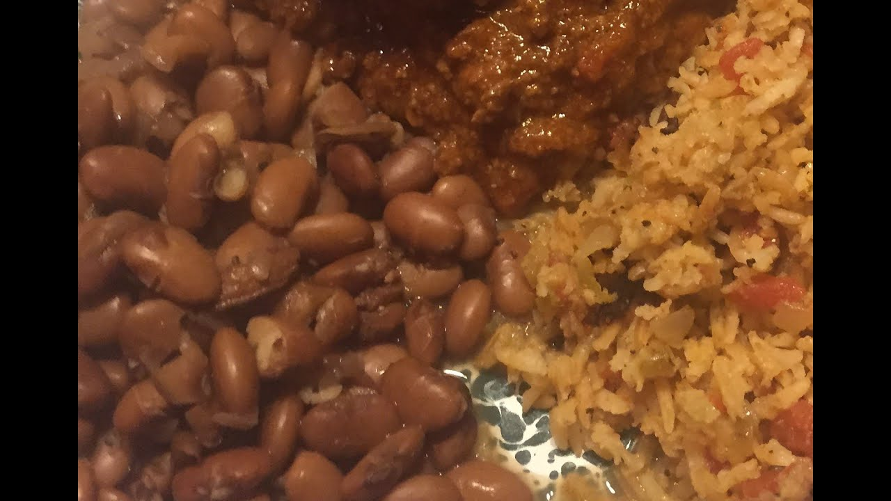 How To Make Pinto Beans Cooked Over A Campfire In A Dutch Oven