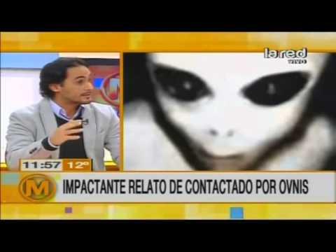 Resultado de imagen de ricardo gonzales legado extraterrestre