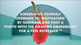 Normani Motivation Starbucks Commercial