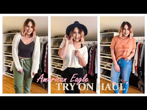 American Eagle HAUL + Some Target And Vici Dolls // Tea And Taupe