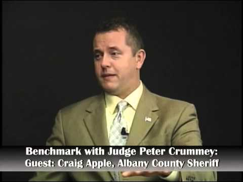 Albany County Sheriff- Interviewed by Colonie Town Judge Peter Crummey