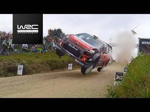 WRC - Vodafone Rally de Portugal 2017: Highlights Power Stage SS19