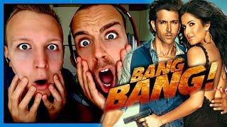 BANG BANG! Theatrical Trailer (English Subtitles) | Hrithik Roshan & Katrina Kaif | Reaction by RnJ