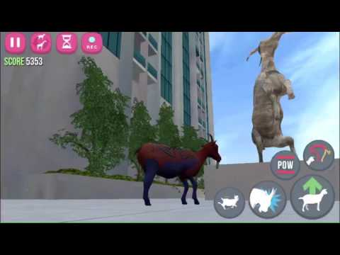 Goat Simulator baa