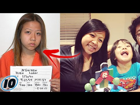 Ryan ToysReview&39;s Mother Is A Convicted Criminal