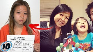 Ryan ToysReview's Mother Is A Convicted Criminal