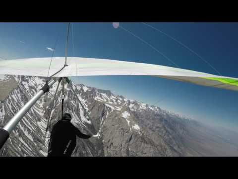 Owens Valley Hang Gliding A- 5 min