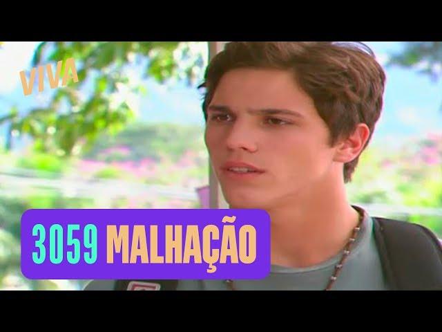ANDRÉ DESMASCARA VIVIAN | MALHAÇÃO 2007 | CAPÍTULO 3059 | MELHOR DO DIA | VIVA